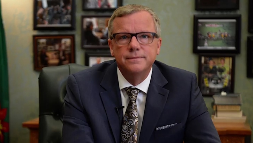 Sask. Premier Brad Wall wraps up political career Thursday