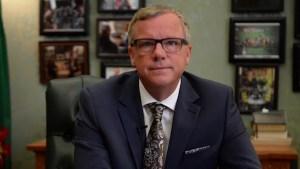Brad Wall announces resignation as premier of Saskatchewan
