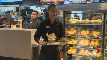 McDonald's announces creation of over 1,900 new jobs in
