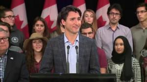 'There will be things upon we disagree': Trudeau on disagreements with Brad Wall