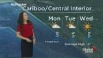 BC evening weather forecast: Dec. 16