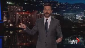 Jimmy Kimmel explains Oscars mix-up