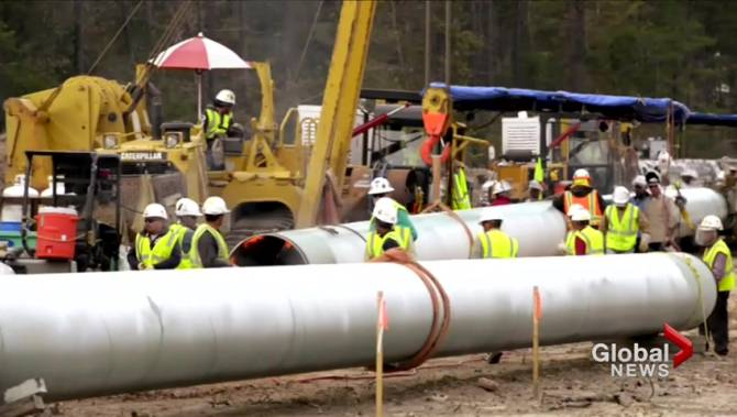 B.C. Green's Weaver 'very worried' about civil disobedience after pipeline approval