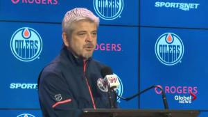 Defence still an issue for the Edmonton Oilers says head coach