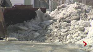 Couple wants city to apologize for snow clearing