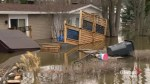 Quebec community left underwater as flooding continues days after dike breached nearby