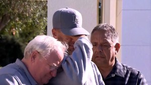 'Son, I love you so much': Distraught father of California bar shooting victim