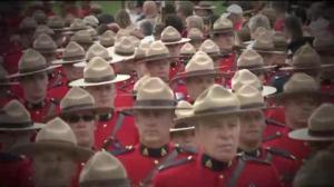 EXTRA: RCMP Confidential
