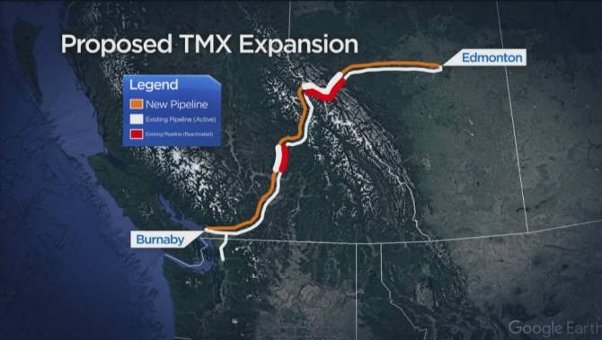 Trans Mountain pipeline expansion decision deadline is here