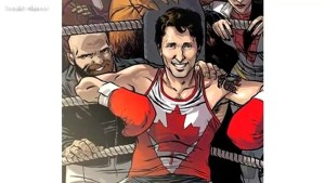 PM Justin Trudeau to appear on the cover of an upcoming Marvel comic book