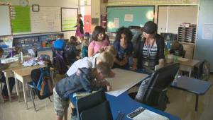 Back to school for Okanagan students