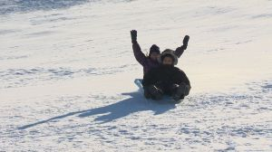 Tobogganing ban in many Canadian cities