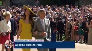 Royal Wedding: Fashion worn by guests of the wedding