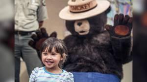 Smokey the Bear turns 75