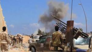 US-backed forces close to re-taking ISIS base of operations in Libya