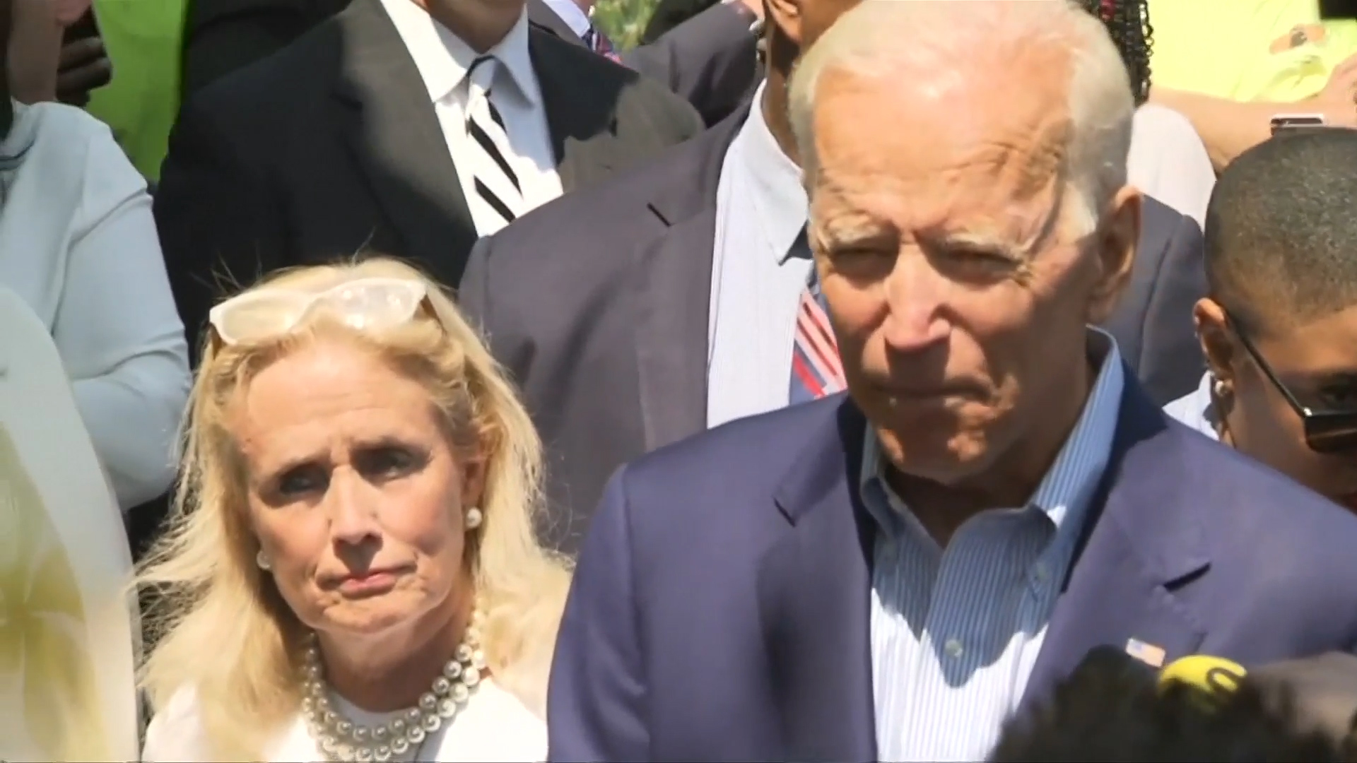 Biden Says Trump's Words Not So Different From El Paso Shooter's