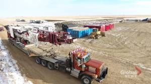 Historic renewable energy project underway in southern Saskatchewan
