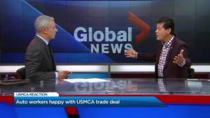 What do Canada's auto workers think of the new USMCA?