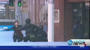 More hostages emerge from Sydney cafe