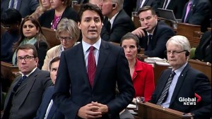 PM Trudeau renews opposition to Trump travel ban