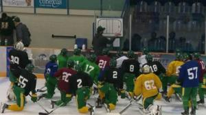 Humboldt Broncos prepares for emotional home opener