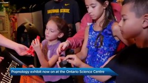 Fusing Pop Culture and Tech at the Ontario Science Centre
