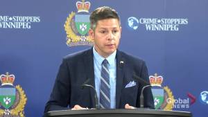 Mayor Brian Bowman on the city's meth crisis