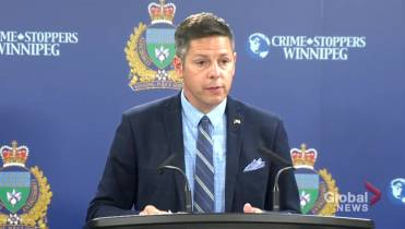 Crime severity spikes in Winnipeg, Manitoba has highest