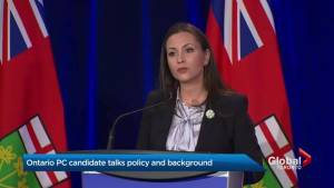 Tanya Granic Allen least known PC leadership candidate, but has had biggest impact