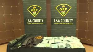 Four people facing drug related charges after two Napanee OPP raids