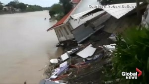 Death toll from Philippine landslides, floods climbs to at least 85