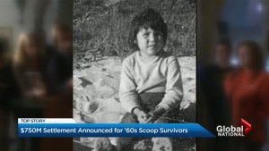 $750M settlement announced for '60s Scoop survivors
