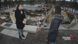 After the wildfires: Pressy Lake waits for answers