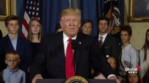 President Trump issues ultimatum on Obamacare repeal vote
