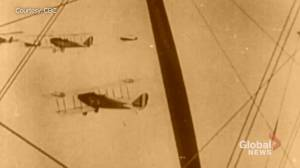 Armistice anniversary:  dogfights in skies above