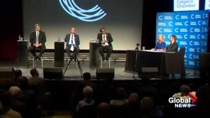 Calgary mayor's debate raises concerns about shortage of specifics