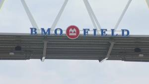 Tour of the newly renovated BMO Field