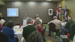 Doctor speaks out at Bill 10 conference in Montreal
