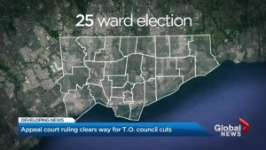How Toronto got to a 25-ward election