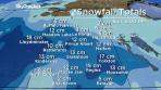 Winter storm warning for Saskatoon, central Sask.