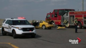 Deadly crash near Medicine Hat kills girl from Chestermere