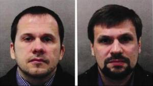 2 Russian nationals charged with nerve agent attacks in U.K.