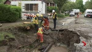 Vancouver residents say water main break could have been avoided