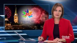 Canada's 150th birthday party to cost $500 million