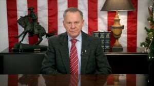 Roy Moore still does not concede Alabama Senate race in new video