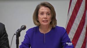Minority leader Nancy Pelosi: 2018 midterms 'are about healthcare'