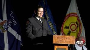Brother of Skyler Blackie delivers emotional tribute (04:21)