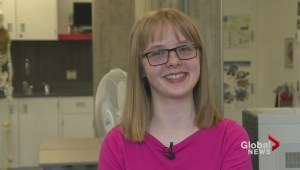 Montreal teen working to find answers to Alzheimer's