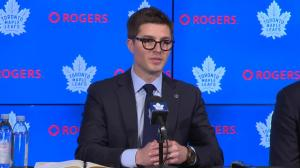Kyle Dubas credits Soo Greyhounds for start in hockey