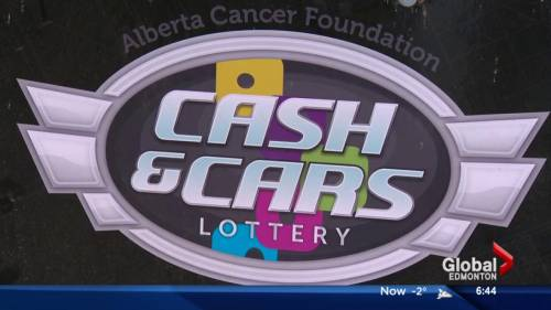 deadline looms for cash and cars lottery in support of alberta cancer foundation watch news. Black Bedroom Furniture Sets. Home Design Ideas